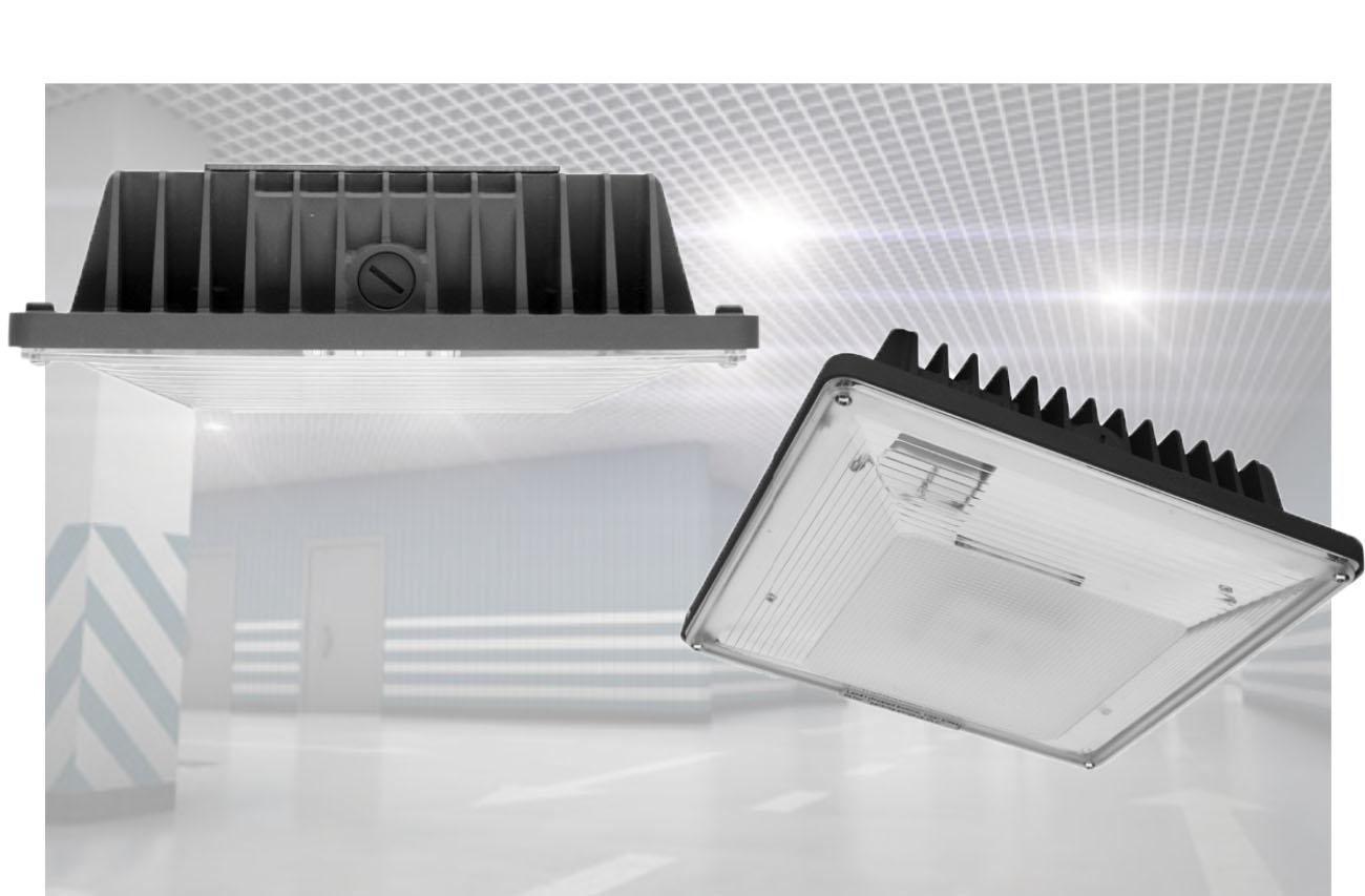 Garage Lighting LED Retrofit