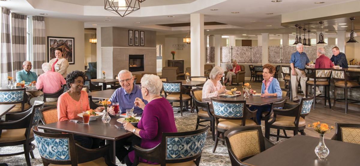 Senior Care Lighting LED Retrofit