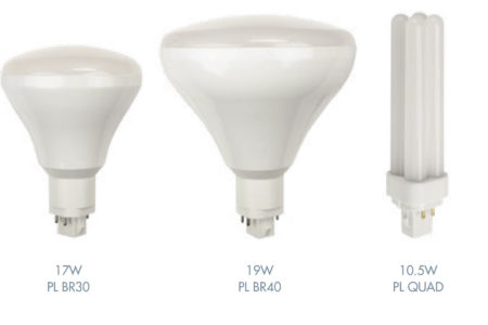 TCP LED PL Lamps