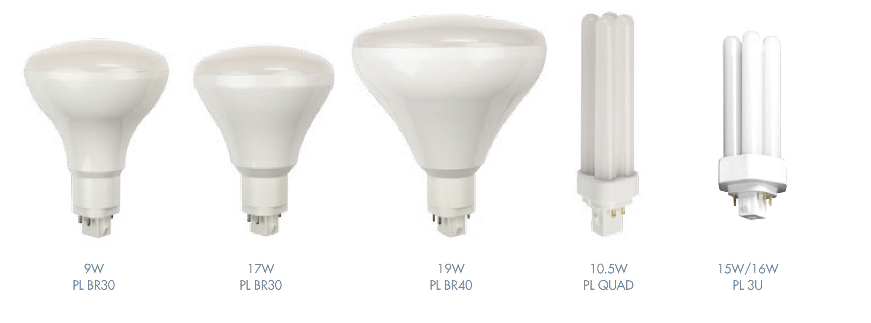 You are currently viewing TCP LED PL Lamps