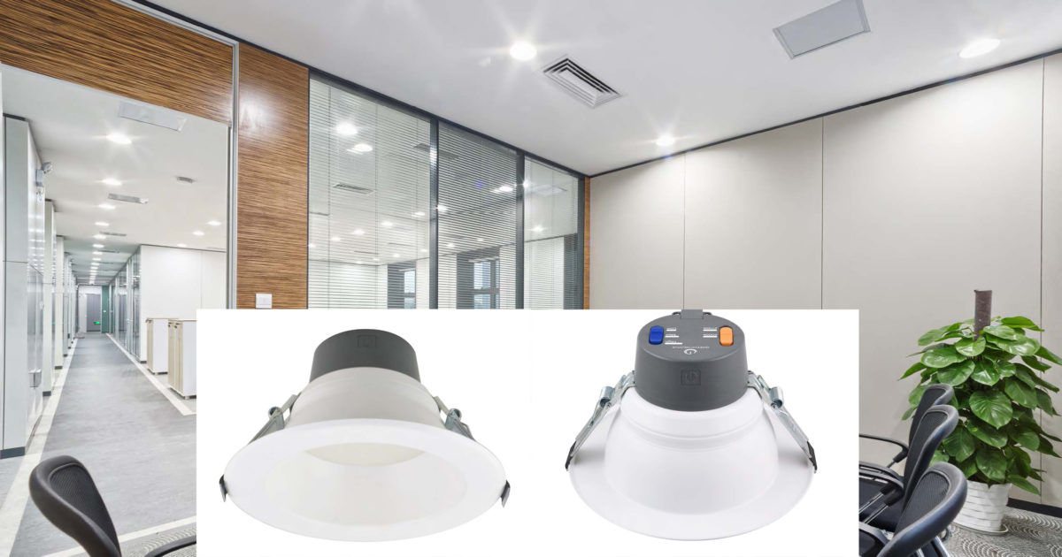 Green Creative SelectFit Downlights