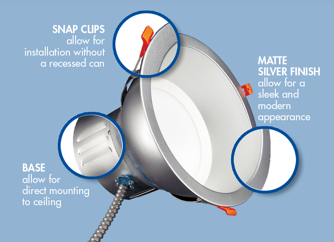 Read more about the article TCP LED Commercial Recessed Downlights